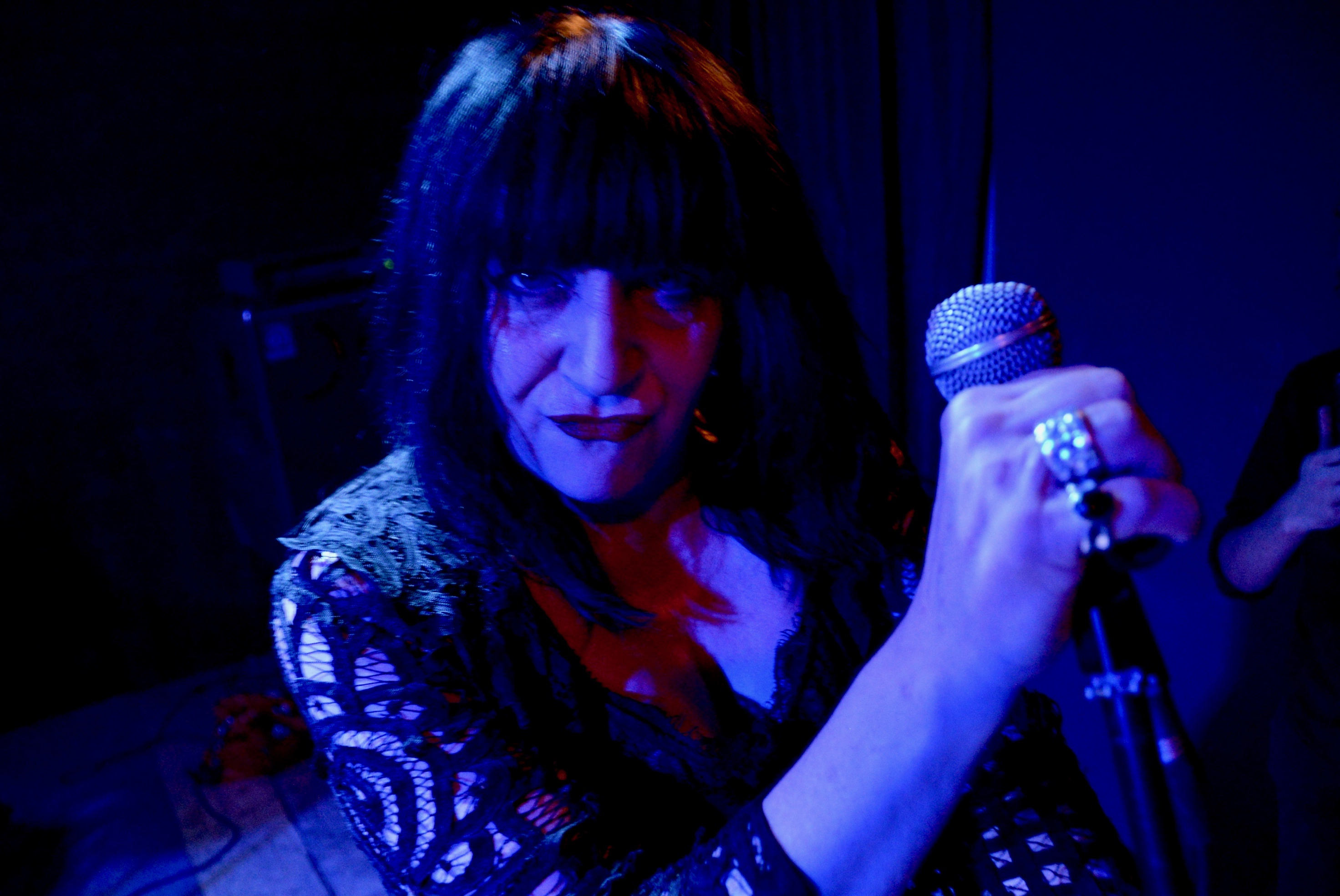 Lydia Lunch Moscow 2018