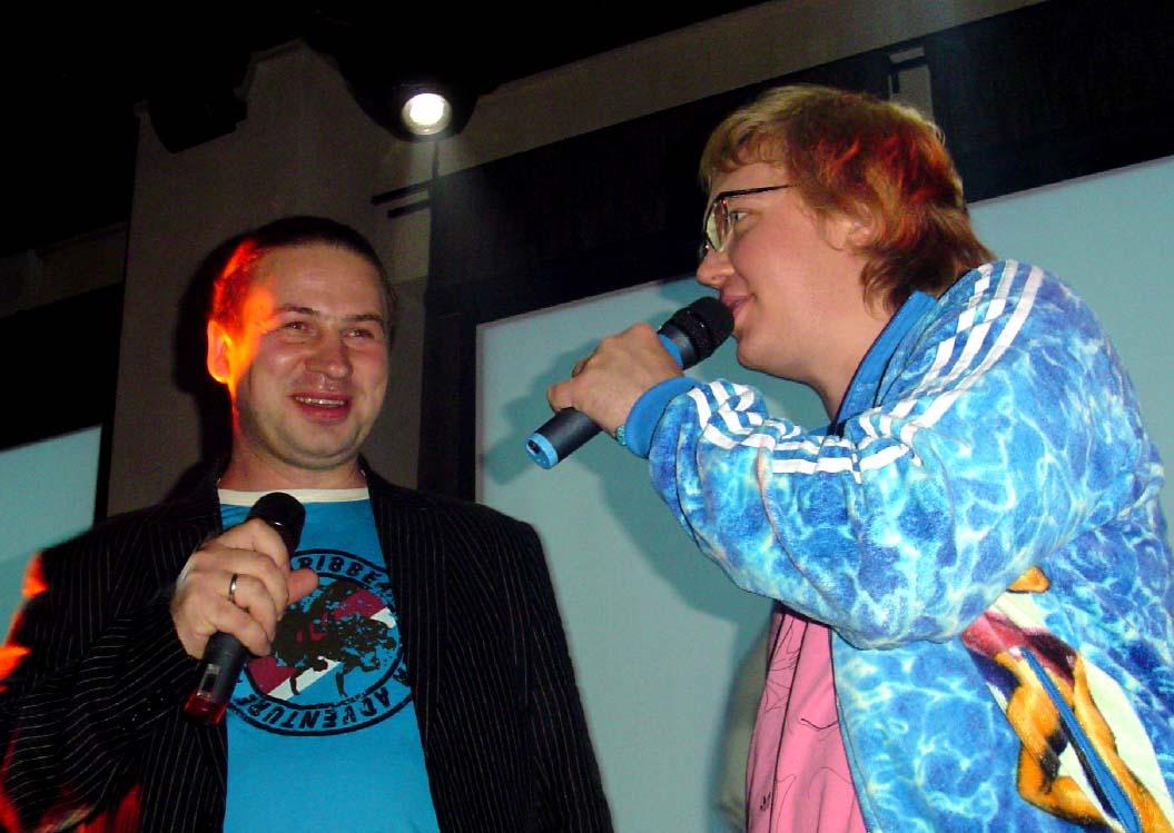 Бачинский и Стиллавин уходят с Радио MAXIMUM