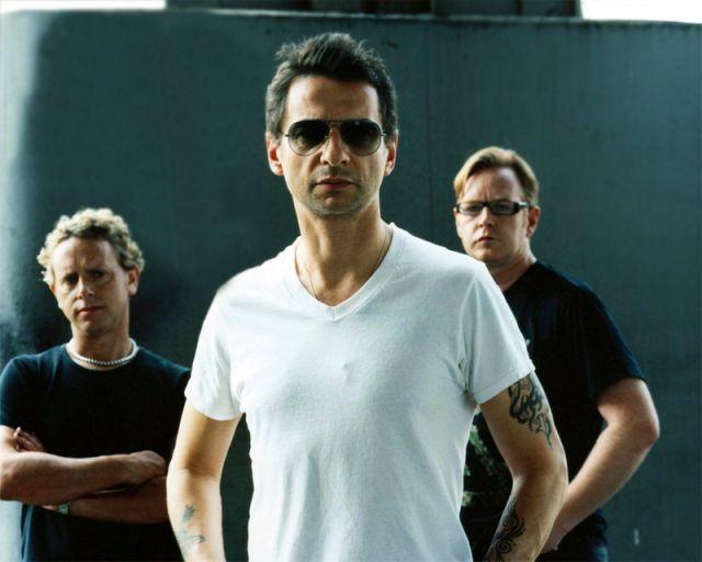 Depeche Mode начнут работу над новым альбомом в 2008-м