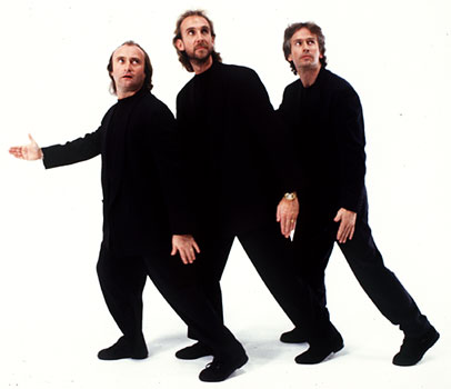 Genesis выпускают расширенные версии своих альбомов