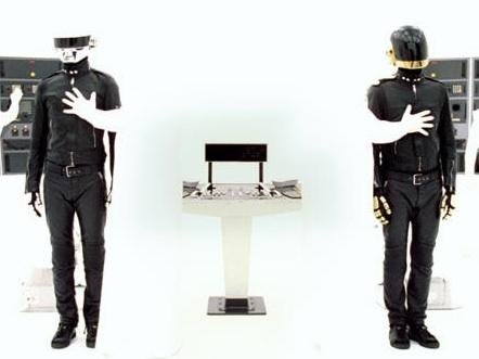 Daft Punk выпускают живой альбом