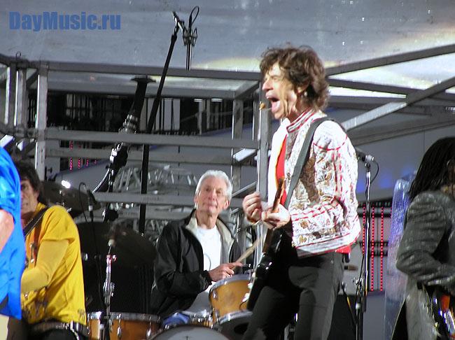 Rolling Stones в Санкт-Петербурге