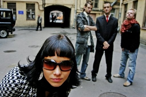 Презентация дебютного альбома группы The Krolls