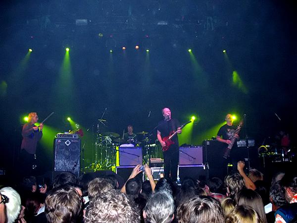 King Crimson Festival.В прог.