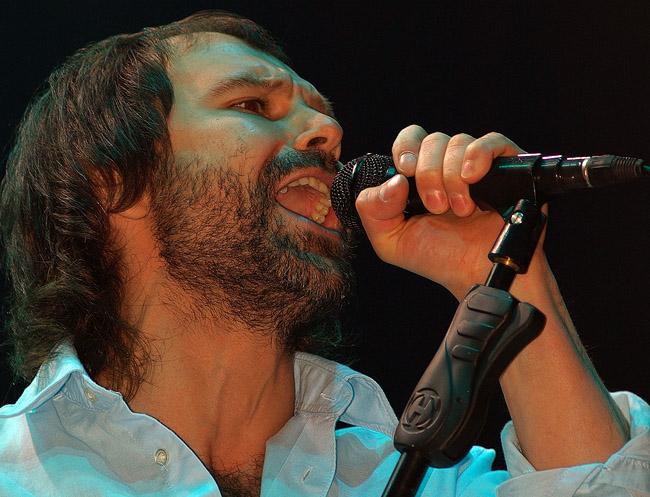 Святослав Вакарчук записал сольный альбом