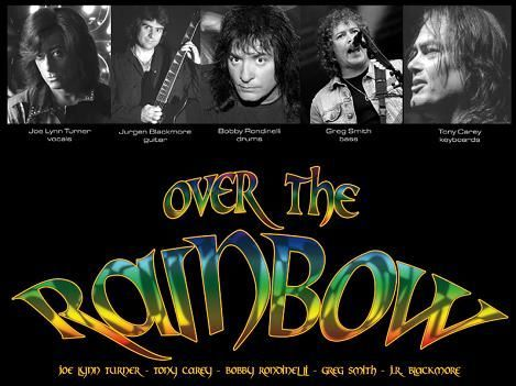 Концерт Over The Rainbow в Москве: All Legendary Members Of Rainbow