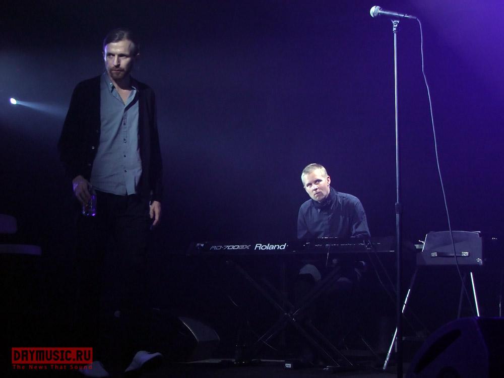 Презентация альбома Jay-Jay Johanson «Self-Portrait Tour 2009» (фото)