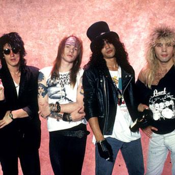 Guns N'Roses впервые дадут концерты вМоскве иСанкт-Петербурге