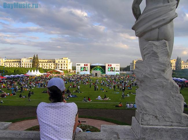 Фестиваль «Усадьба. Джаз» 2010 состоится 5-6 июня вАрхангельском.