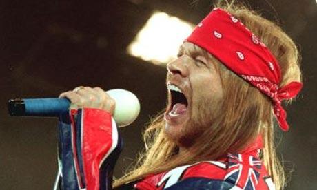 Ктоже выиграл билет наGuns N' Roses вМоскве: итак, результаты