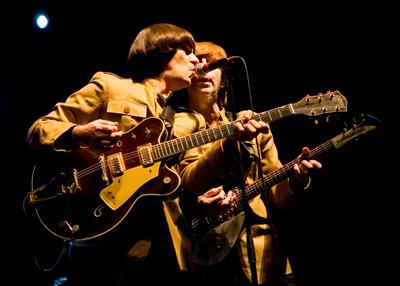 9октября, вдень 70-летия Джона Леннона группа Bootleg Beatles даст единственный концерт вМоскве