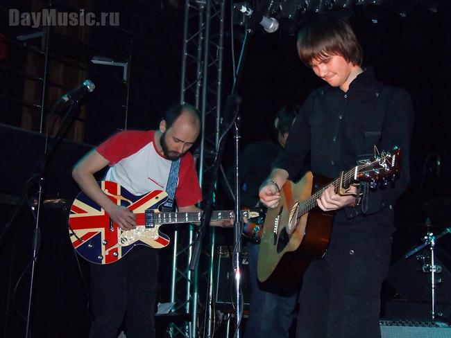 Концерт-съемка группы Чебоза ипроекта «Вася Обломов» пройдет вмосковском клубеБ2
