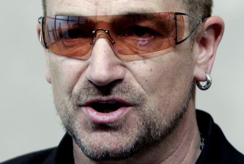 «Ночь Боно (U2)» пройдет вМоскве вэтот уик-энд