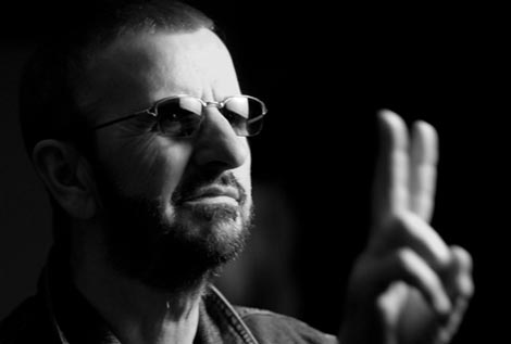 Ringo Starr выступит вРоссии!