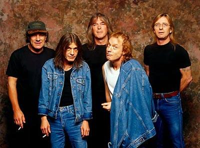 AC/DC выпускают новый DVD иобещают альбом «вближайшую пару лет»