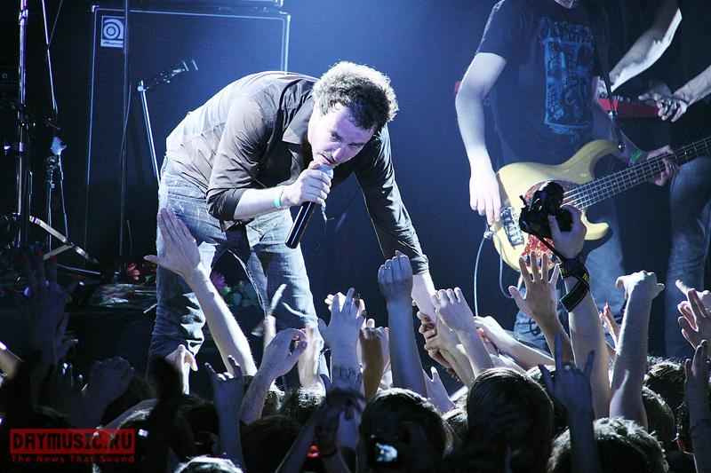 Animal ДжаZ выступили вМоскве сконцертом позаявкам