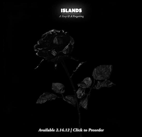 Islands выложили он-лайн свой новый альбом