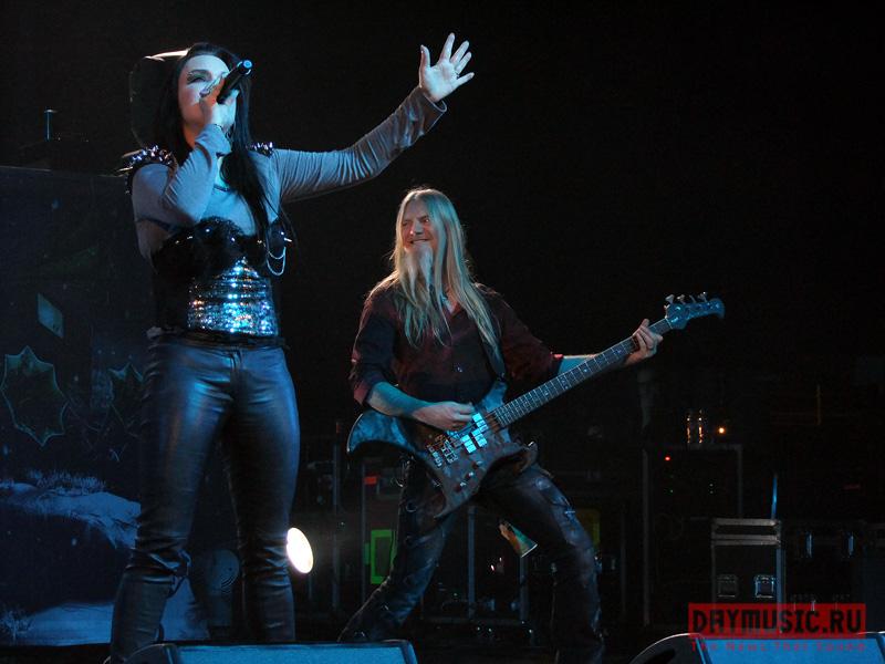 Nightwish представили Москве «Imaginaerum»