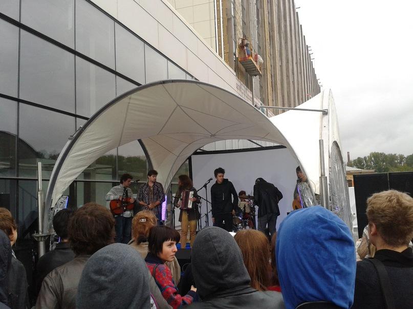 Выиграй билет насамую музыкальную крышу Москвы. Ответь навопросы конкурса Rock onThe Roof