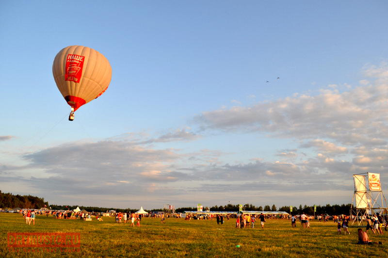 Фестиваль «Нашествие 2012» отгремел одиннадцатый раз