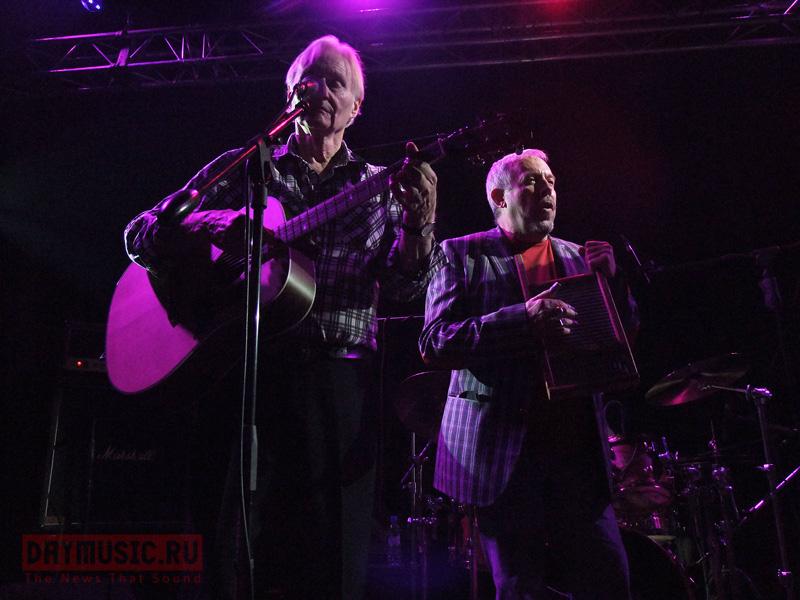 Ежегодный Битлз-фест привез вМоскву группу Джонна Леннона The Quarrymen