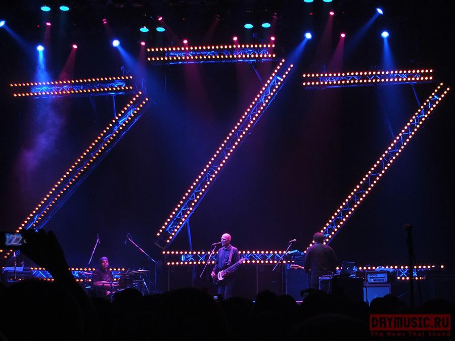 Группа Tequilajazzz собралась ради одного концерта вМоскве вчесть 20-летия