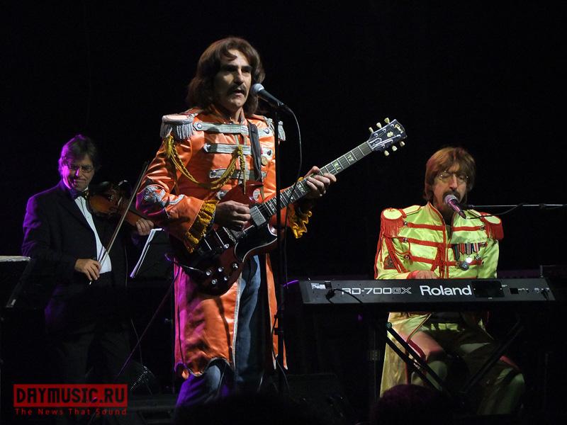 Bootleg Beatles выступят вМоскве ссимфоническим оркестром