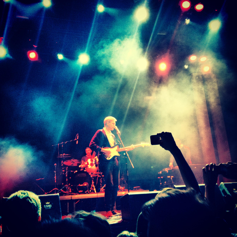 Motorama завершила тур концертом вМоскве