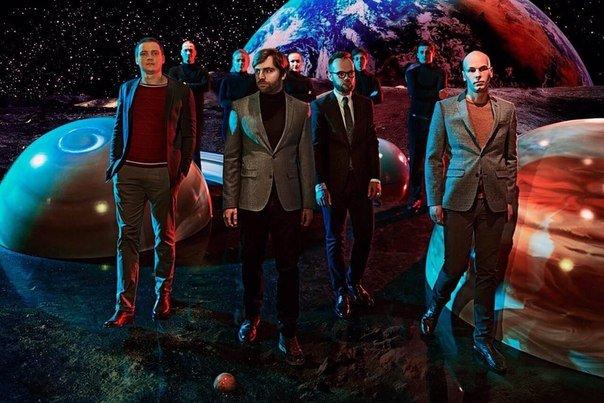 «Оркестр планетарного масштаба». Полнокупольное шоу Mooncake вмосковском планетарии