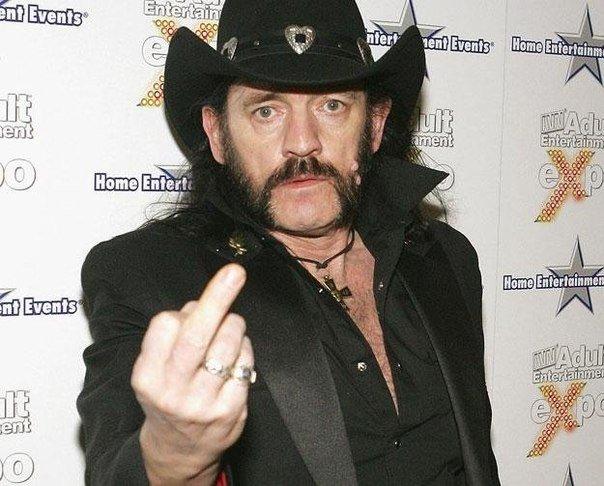 Скончался лидер группы Motorhead Лемми Килмистер