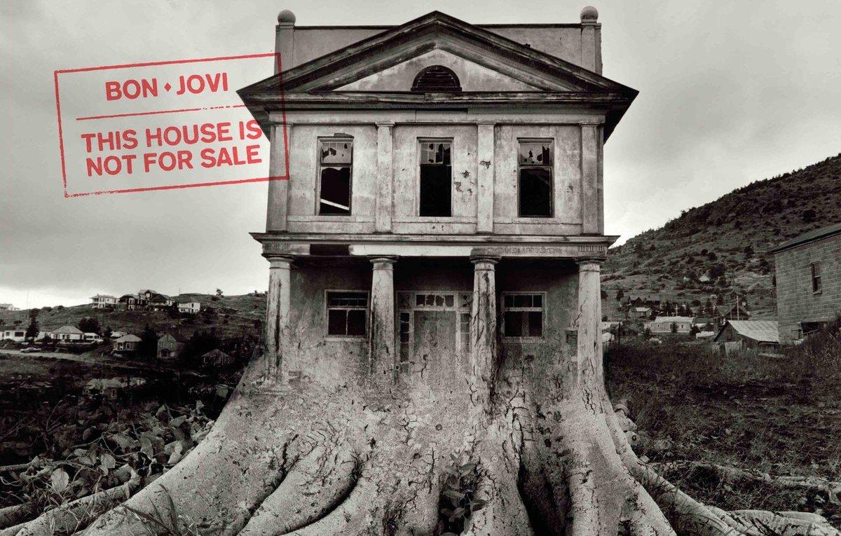 «Дом недля продажи» украден. Новый альбом Bon Jovi выложен всеть дорелиза
