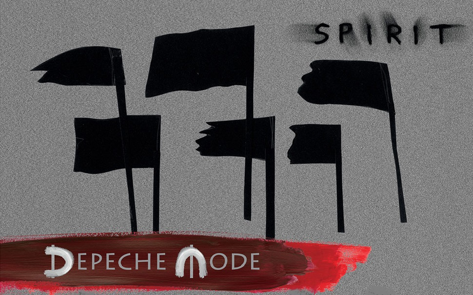 Depeche Mode выпустили первый сингл снового альбома «Spirit»