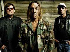 Игги Поп и его группа The Stooges вернулись
