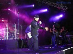 Музыканты группы Jamiroquai корчили рожицы московским «випам»