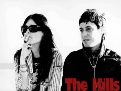 Оновом альбоме the Kills— «Midnight Boom»