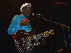 Чак Берри (Chuck Berry) вклубе Б1-Maximum 20марта 2008года (фотоотчет)