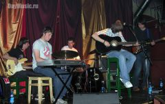 Чебоза— полуакустический концерт 29июня 2008(Фотоотчет)