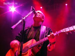 Концерт Travis вМоскве (фотоотчет)