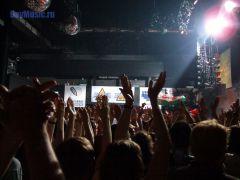 Концерт Manic Street Preachers вМоскве (Фотоотчет)