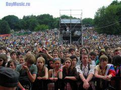 «Пикник Афиши 2008» вКоломенском