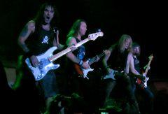 Iron Maiden. Железные парни