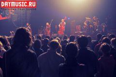 Вечер, наполненный ритмом иуютом или концерт Red Snapper вМоскве