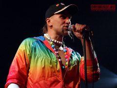 Концерт «Памяти Михея» вмосковском клубе Б229октября 2008года (фото)
