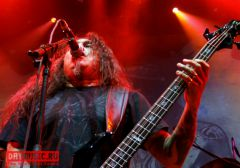 Slayer— 10лет спустя вновь выступили вМоскве