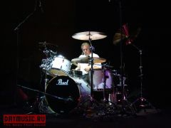 Барабанщик Deep Purple Иэн Пейс приехал вМоскву смастер-классом (фото)