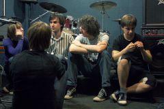 В предверии первого большого сольного концерта группа Nефть дала интервью специально для daymusic.ru