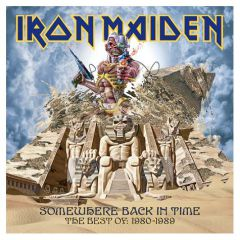 Iron Maiden — Somewhere Back in Time (2008)