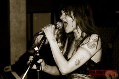 Финская группа Eleanoora Rosenholm выступила вмосковском клубе «Ikra» (фото)