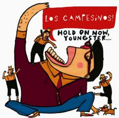 Los Campesinos! — «Hold On Now, Youngster…» (2008)
