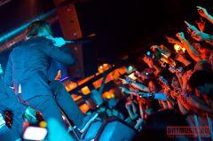 «Синий концерт» Amatory все-таки состоялся встоличной «Точке»